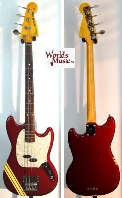 VENDUE... FENDER Mustang Bass MB'98-CO OCR 2005
