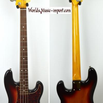 VENDUE.. FENDER Precision Bass PB'62-US 3TS 2003 Japon Import *OCCASION*