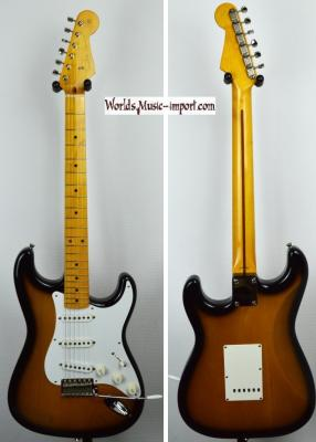 FENDER Stratocaster ST'57-TX 2TS 2000 Japon import *OCCASION*