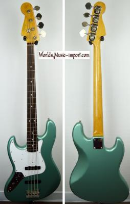 VENDUE.. FENDER Jazz Bass '62 LH Gaucher SGM Rare 2012 Import japon  *OCCASION*