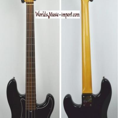VENDUE... FENDER Precision Bass American Standard FL Black 1995 'Fretless' USA *OCCASION*