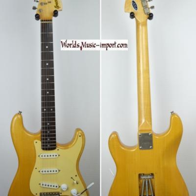 VENDUE... GRECO Stratocaster '71 SE600 Ash Nat 1979 japon import *OCCASION*