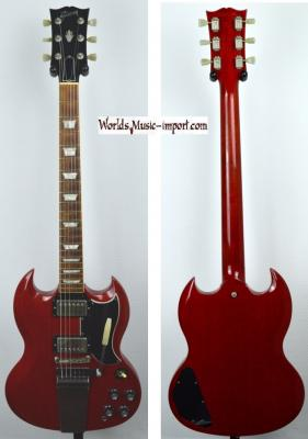 Gibson SG '61 Reissue Maestro Vibrola 1999 Heritage Cherry 'Ltd' 1999 USA import *OCCASION*