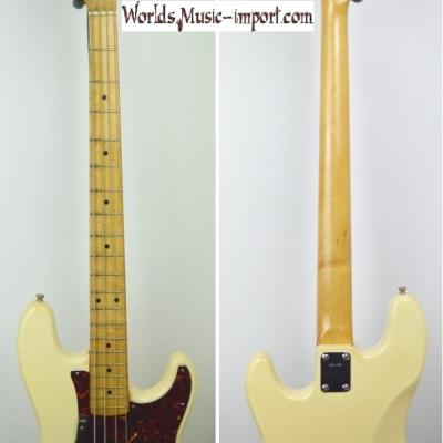 VENDUE... FOUNDER Bass TL/PB Vwhite 1975 Japon Import 'RARE' *OCCASION*