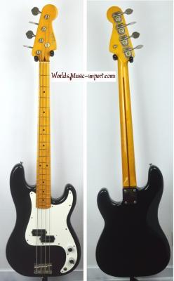 FENDER Precision Bass PB'57 BK 2001 Japon import *OCCASION*