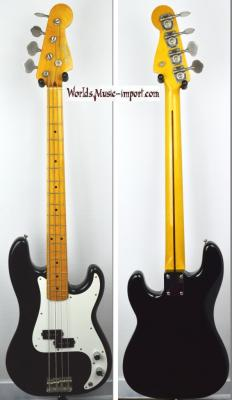 FENDER Precision bass PB'57 Black 2002 Japon Import *OCCASION*