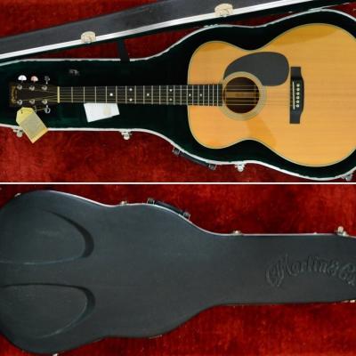 VENDUE... MARTIN Acoustic Modèle 00028 USA 2013 + étui *OCCASION*