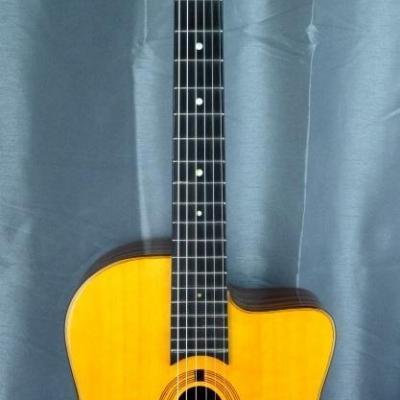 VENDUE... GALLATO guitare manouche R39 'O' Django 'série 1' 2017 *OCCASION*