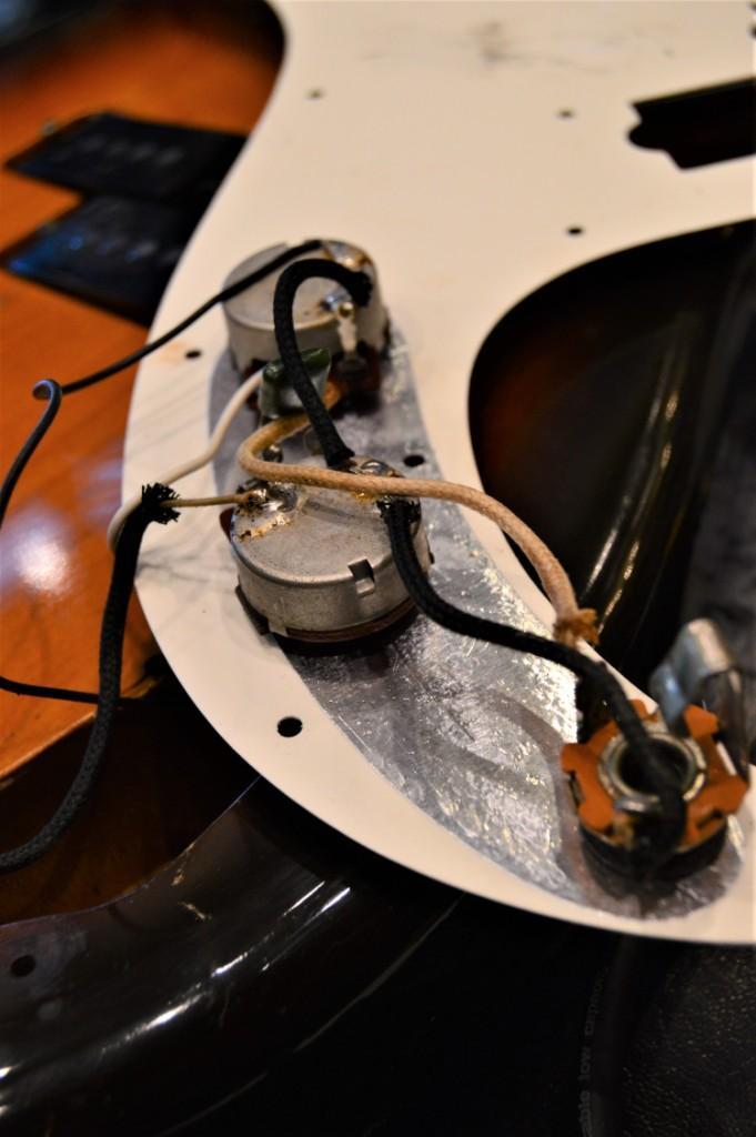 Electro refaite leger buzz un peu casse burnes