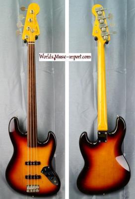VENDUE... FENDER Jazz Bass JB-62'FL 3TS