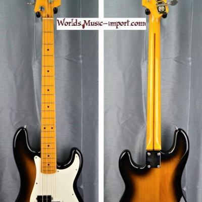 VENDUE... FENDER Precision Bass PB'57-US 2TS 2002 japon import *OCCASION*