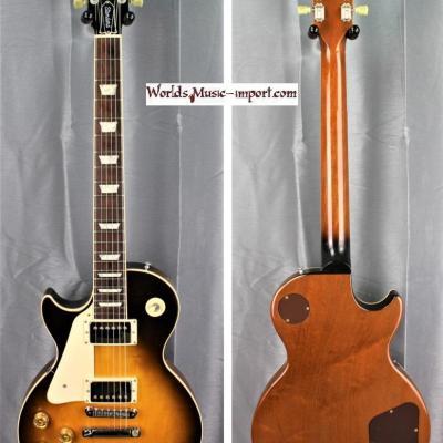 VENDUE... Gibson Les Paul Standard LH 1992 VSB Vintage Sunburst 'Gaucher' US import *OCCASION*