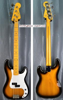 FENDER Precision Bass PB'57-US 2TS 2005 Japan import *OCCASION*
