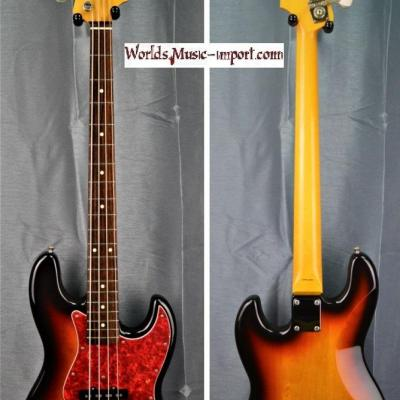 VENDUE... FENDER Jazz Bass JB'62-US Active Medium Scale