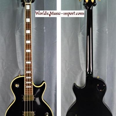 VENDUE... GRECO Les Paul Bass EGB-850 BK 1990 Short Scale japan import *OCCASION*