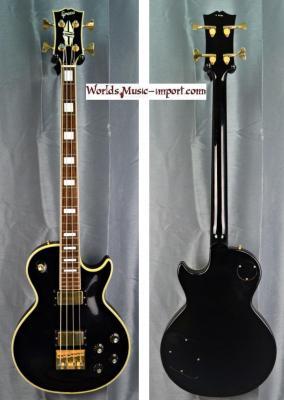 GRECO Les Paul Bass EGB-850 BK 1990 Short Scale japan import *OCCASION*