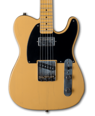 Maybach Teleman T52-2 Butterscotch Blackguard-Keith *NEUF*