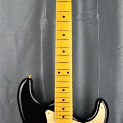 FENDER Stratocaster ST'57 Reissue Black 2007 japon import *OCCASION*