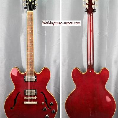 GIBSON ES-335 Dot cherry 1991 USA import *OCCASION*