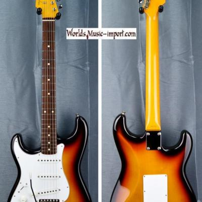 VENDUE... FENDER Stratocaster ST'62 LH 3TS 'gaucher' 2006 Japon  import *OCCASION*