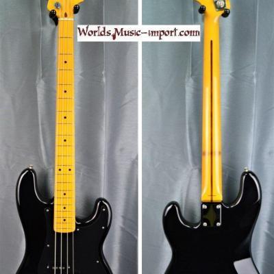 VENDUE... FENDER Precision Bass PB'57-US Black Seymour 2009 japon import *OCCASION*