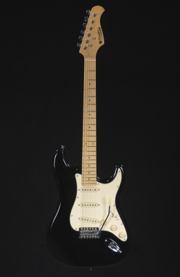 PRODIPE Guitareélectrique stratocaster ST'80MA Black *NEUF*