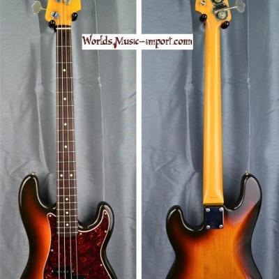 VENDUE... FENDER Precision Bass PB'62-US 1993 3TS Japon import *OCCASION*