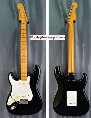 FENDER Stratocaster ST'57-LH Black 1999 Gaucher japon *OCCASION*