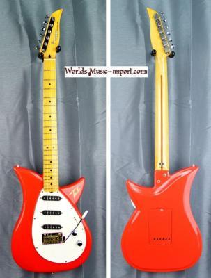 TOKAI Talbo Blazing Fire Red 1983 *RARE* Japon import *OCCASION*