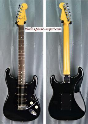 FENDER Stratocaster Standard HSS 1987 ST-456 black japon import *OCCCASION*