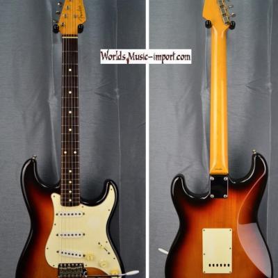 VENDUE... FENDER Stratocaster ST'62-US 3TS 1999 Japon import *OCCASION*
