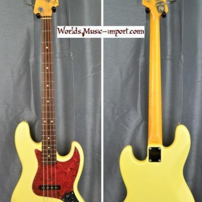 VENDUE... FENDER Jazz Bass JB'62 VWHITE 1994 japon import  *OCCASION*