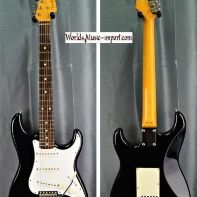 FENDER Stratocaster ST'62M-US Medium Scale Black 2008 japan RARE *OCCASION*