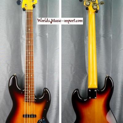 FENDER Jazz Bass JBV-105 5 cordes 3TS 2004 - RARE - japan import *OCCASION*