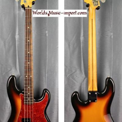 VENDUE... Squier by FENDER Precision Bass PB'62 3TS 1993 japon import *OCCASION*