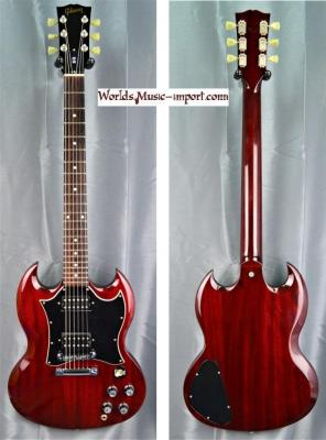 RESERVEE... GIBSON SG special Cherry gloss 2005 USA import *OCCASION*