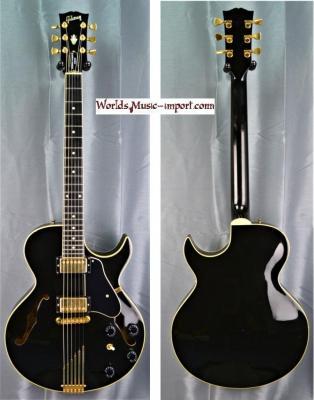 VENDUE... GIBSON Howard ROBERTS Fusion Black 1997 'rare' USA import *OCCASION*