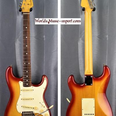 FENDER Stratocaster ST'62-TX 2005 CBS 'couleur RARE' japan import *OCCASION*