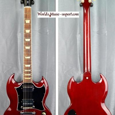 GIBSON SG Standard Heritage Cherry 1993 USA import *OCCASION*
