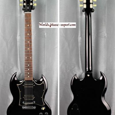 GIBSON SG Special Black Gloss 2007 USA import *OCCASION*