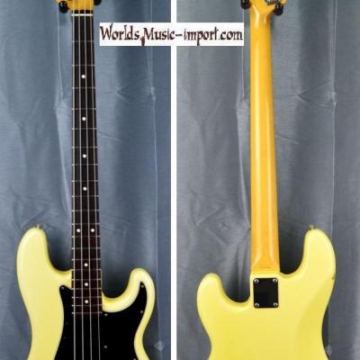 VENDUE... FENDER Precision Bass PB'70-US VWH 1997 Japon