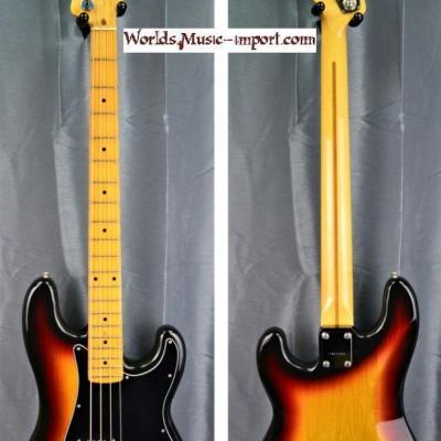 VENDUE... GRECO Precision bass 'Spacy Sound' ASH 1980 SB Japon import *OCCASION*