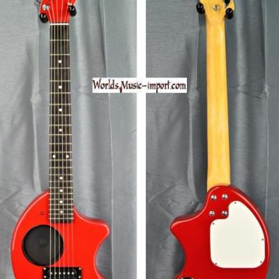 FERNANDES Mini-guitare ZO-3 Red import japon *OCCASION*