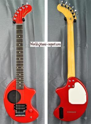FERNANDES Mini-guitare ZO-3 Red DIGI-ZO import japon *OCCASION*