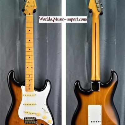 VENDUE... Fender Stratocaster ST'57-TX 'Limited Edition' 2004 2 Tons Sunburst