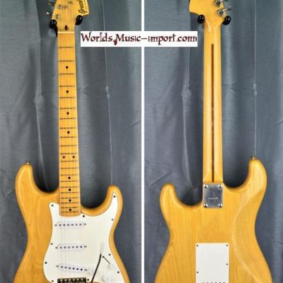 VENDUE... Greco Stratocaster 'Super Sounds' SE800 ASH Natural 1979 japon import *OCCASION*