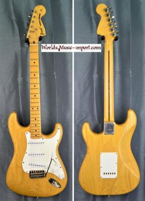 Greco Stratocaster 'Super Sounds' SE800 ASH Natural 1979 japon import *OCCASION*