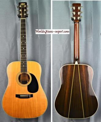 ARIA folk W-60 natural gloss 1980 Japan import *OCCASION*