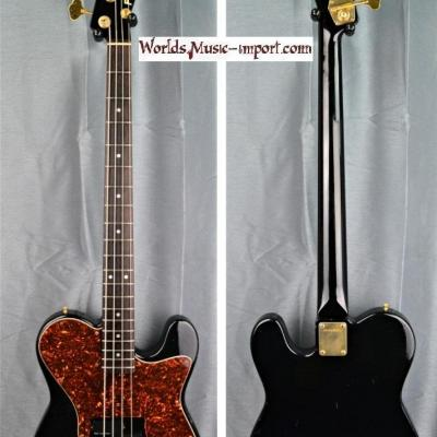 FERNANDES Telecaster Bass TEB-75MW 1989 black *signature Watanabe Mitsugu * japan import *OCCASION*