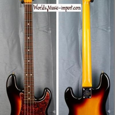 VENDUE... FENDER Precision Bass PB'62-US 3TS 2000 japon *OCCASION*